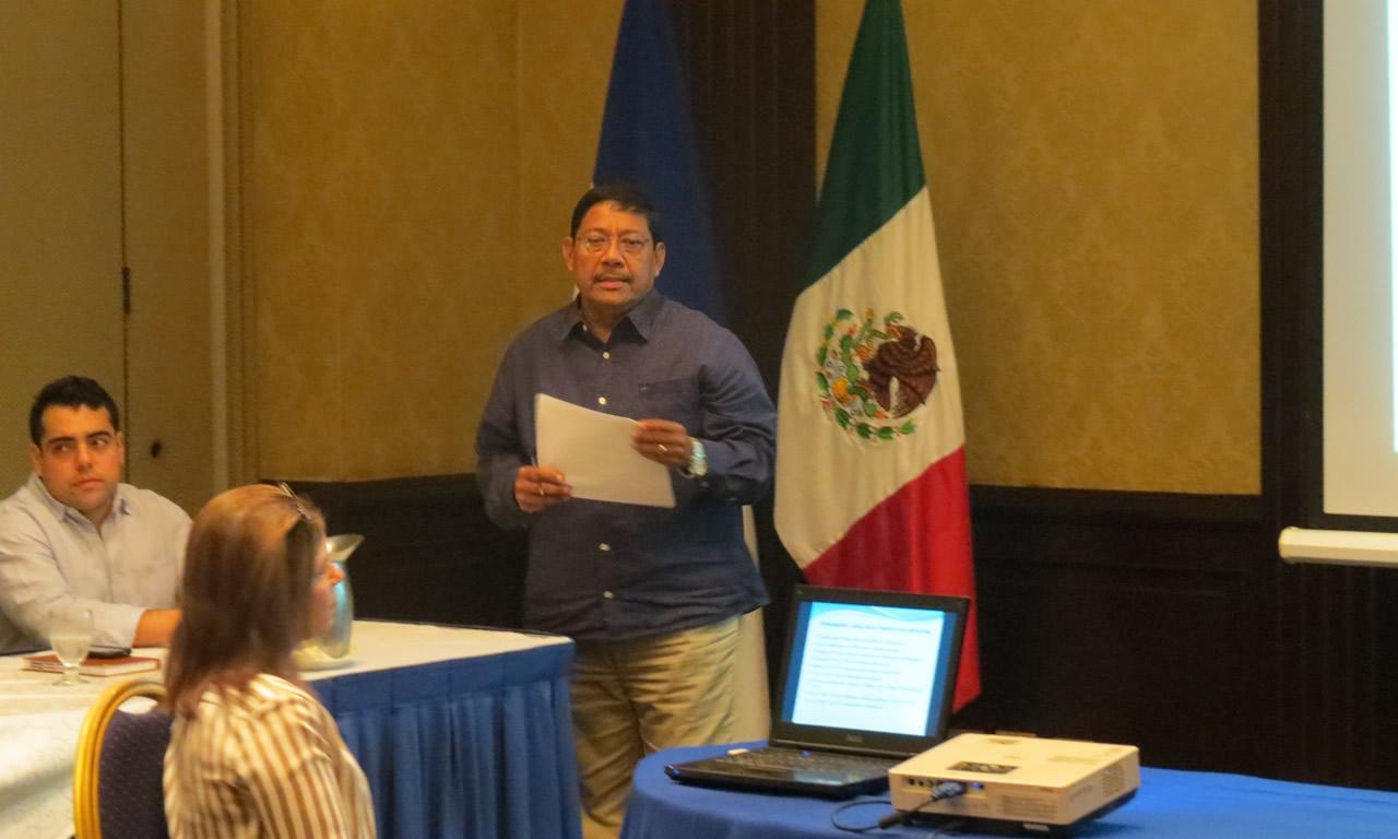 Los Miembros de CAMEXNIC se reunieron con el Lic. Eduardo Gaitan – Director de Recaudación de la Alcaldía de Managua