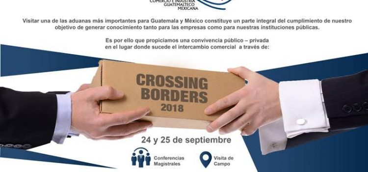 CROSSING BORDERS 2018