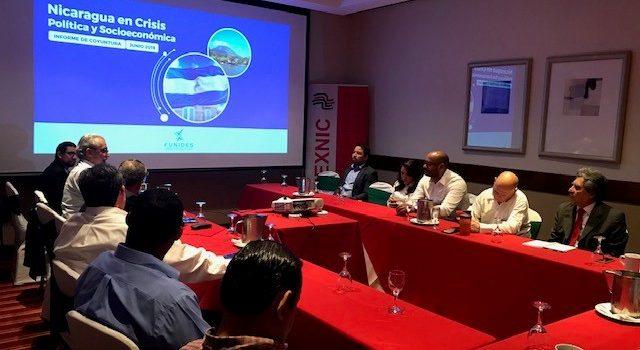 Conversatorio Coyuntura Política y Socioeconómica de Nicaragua 2019